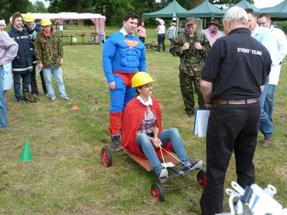 Wacky Races Pitstop - 3rd July