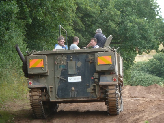 Multi Activity Day and military themed stag - Saturday 27th July