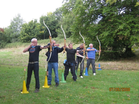 Outdoor Activities at ACF - 18th September