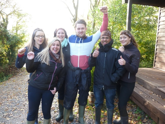 Team Challenge Afternoon - 13th November