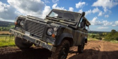Off Road Experience For 1 Gift Voucher
