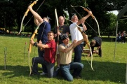Archery Parties and Groups for up to 12 guests