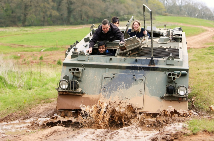 Amoured Personnel Carrier