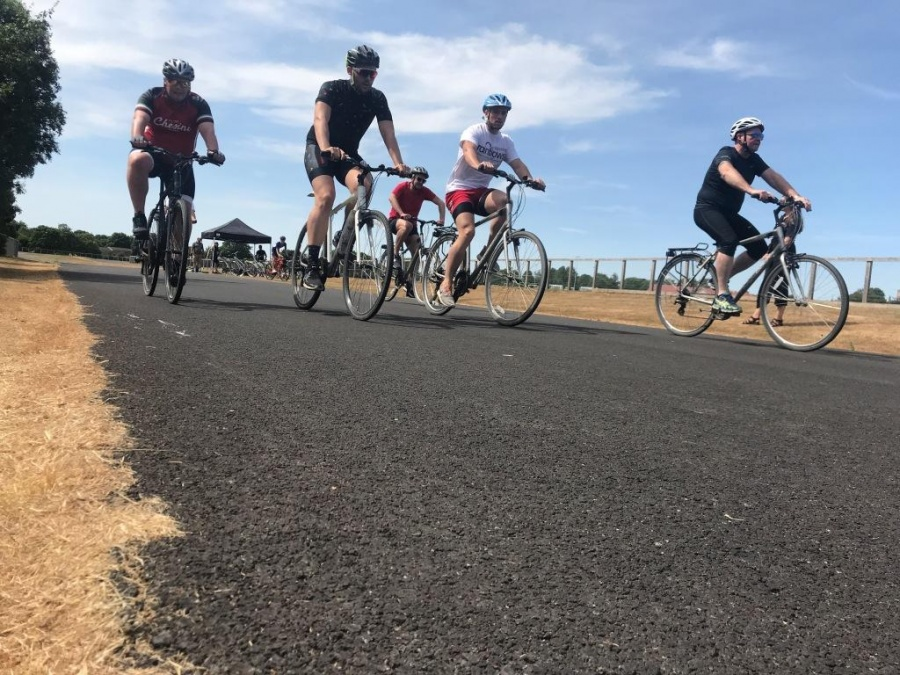 A Cycling Event for Charity