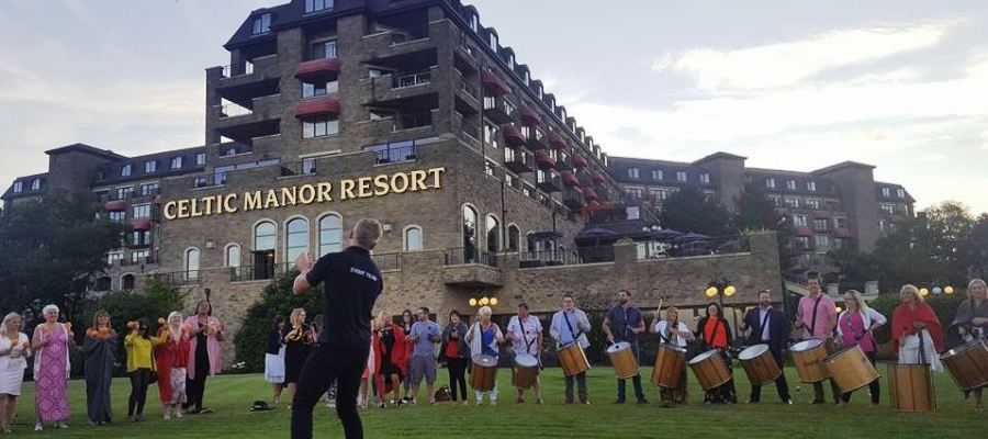 The Celtic Manor Resort - 5 Start Team Building