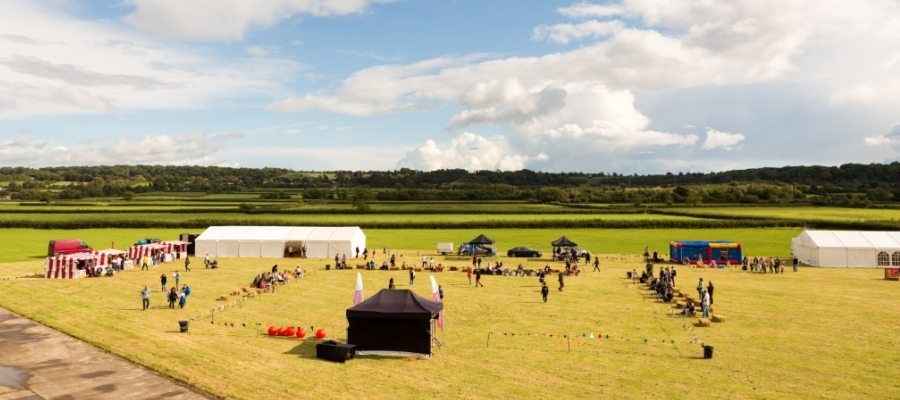Event Arena for team Activities and Displays - ACF Teambuilding and Events