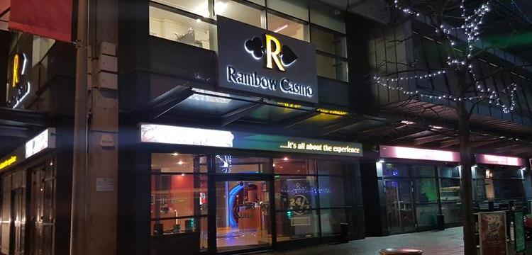Rainbow Casino - City Centre Venue for Team Events  - ACF Teambuilding and Events