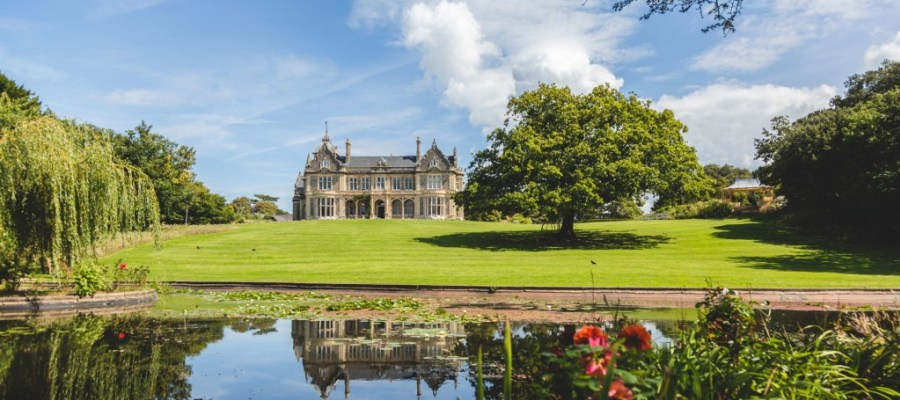 Clevedon Hall Venue and Grounds for Team Building Days