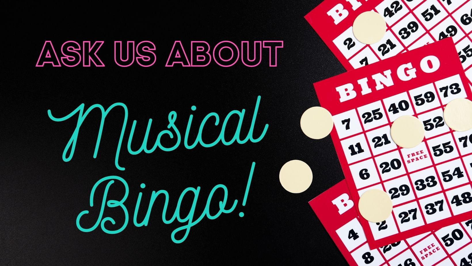 Virtual Musical Bingo