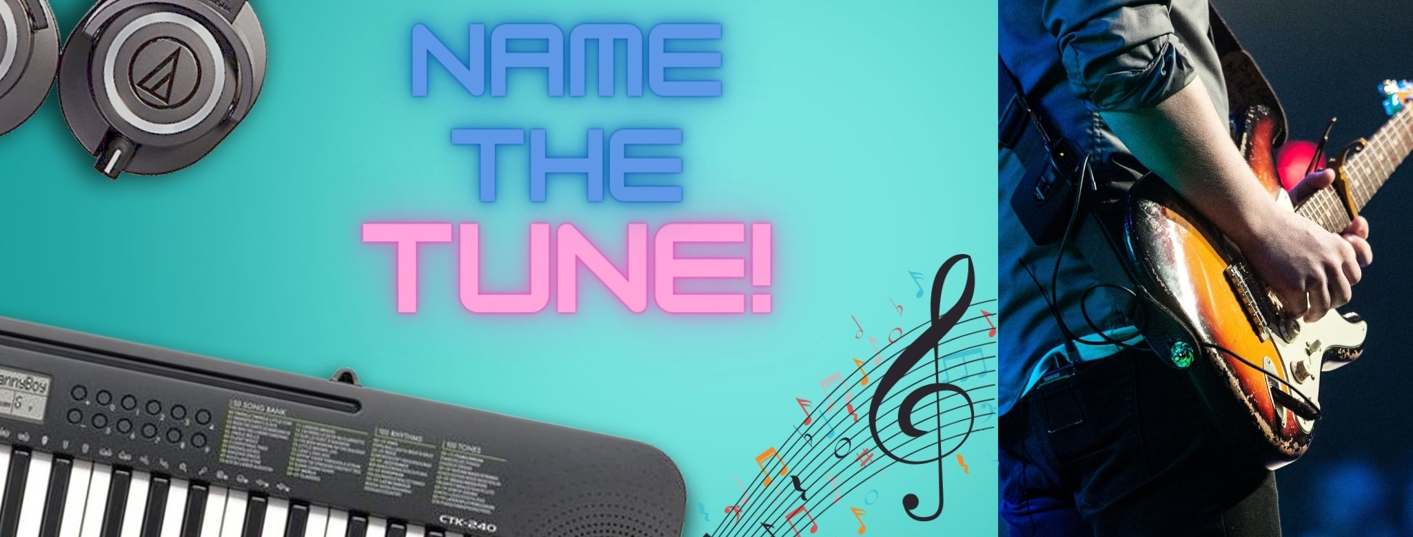 Name The Tune Virtual Event
