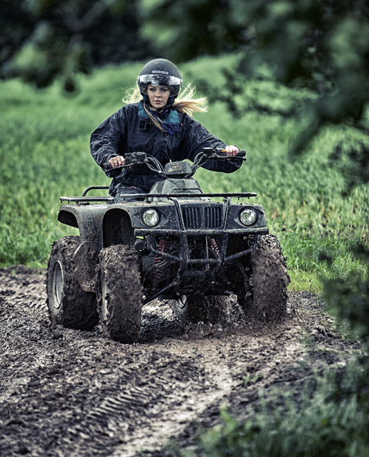 Quad Course Driving Experience - ACF Teambuilding
