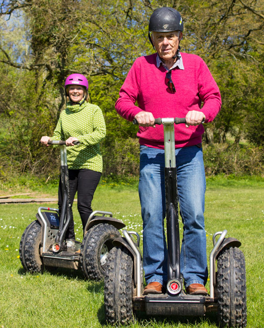 Segway PT Activity Attraction - Company Fun Days