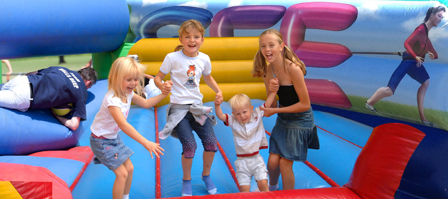Inflatables - Company Fun Days