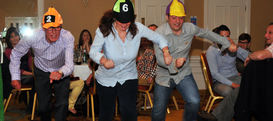 Race Night Teambuilding Cheltenham