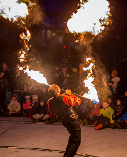 Fire Artist - Entertainer