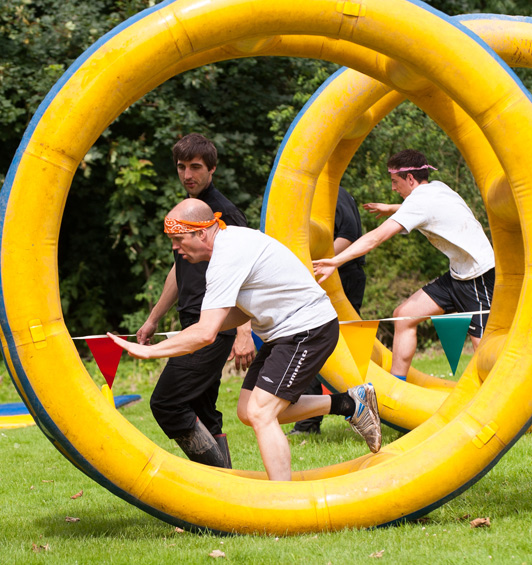 Its a knockout - Team Building Event