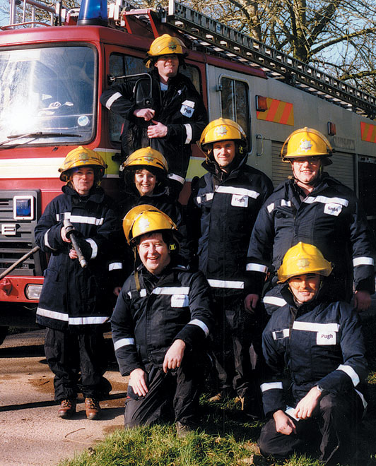 Fire Fighting Learn A Skill
