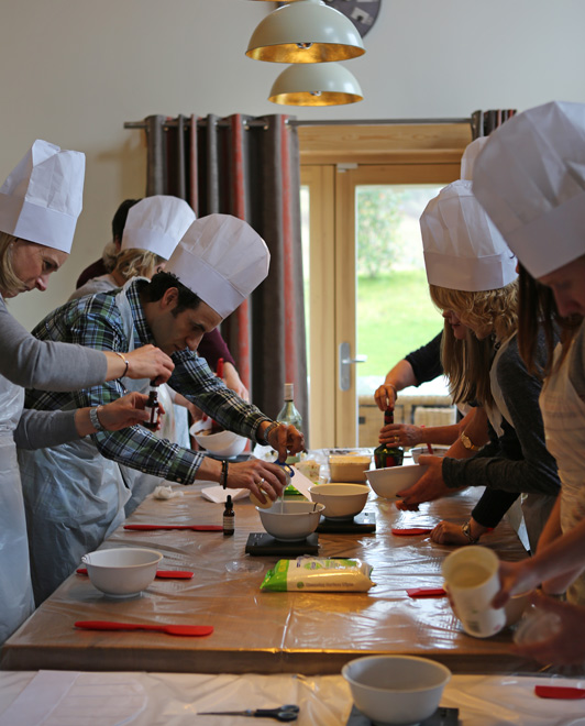 Chocolate Challenge - Learn A Skill Team Building