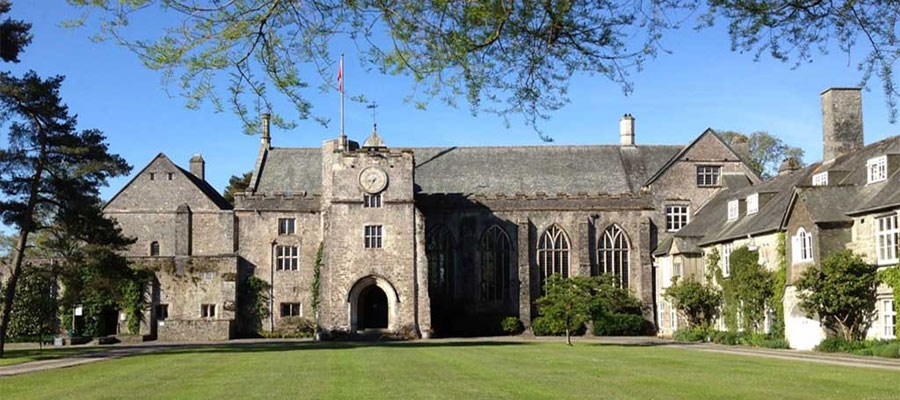 ACF Teambuilding venue - Dartington Hall Newton Abbot